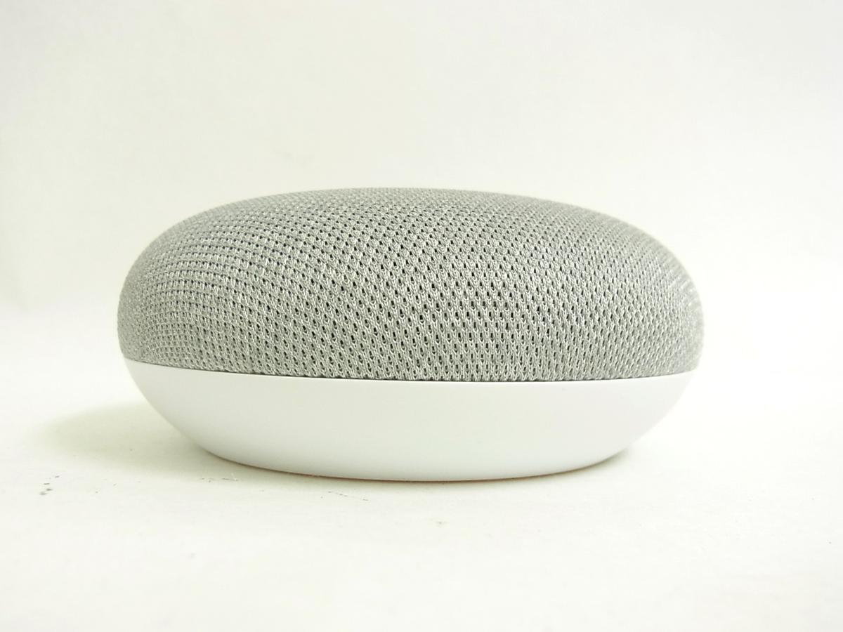 「新品・未開封」国内正規品 Google Home Mini チョーク◆ グーグル ホーム ミニ チョーク 「Google アシスタント」[スピーカー]