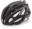 [ジロ]Giro Atmos II Bike Helmet ロードバイクヘルメット MATTE BLACK/WHITE S (51-55cm) 自転車 マウンテンバイク