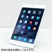 中古 タブレットPC APPLE iPad mini 2 Wi-Fiモデル 64GB ME281J/A [シルバー] A1489 ( iOS 8.4.1 / Apple A7 / 64GB / 7.9型 )【即納】【送料無料】【90日保証】【中古】【02P27May16】【P19Jul15】