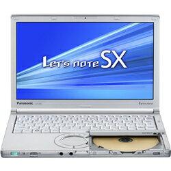 【新品】パナソニック Let`s note SX2 法人 (Corei5-3320M vPro/Win7Pro32/SMD/500G/WiMAX/標BT)【...
