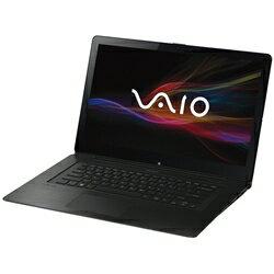 【新品】SONY(VAIO) VAIO ビジネス VAIO Fit 15A (15.5型タッチ/Win8P_64/Ci5/4G/500G) ブラック...