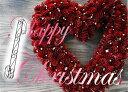 【クリスマス早割!ポイント10倍】【送料無料!数量限定!今ならオシャレなリースフック付(先着順)】自然素材のクリスマス・リースが7種類!!どのクリスマスリースも...