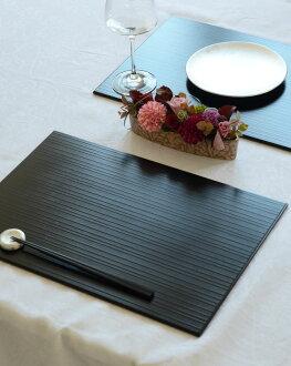 千筋 Longhorn 餐墊可逆託盤 / 墊 / 餐墊 / 製作 / 桌墊 / 漆 / 日本 / 日本現代 / [樣式]