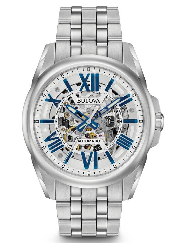【送料無料】国内正規品 BULOVA[ブローバ] D&G Automatic 96A187 PRADA プラダ メンズ腕時計 【RCP】 ウォッチ【02P05Sep15】:ケルエ ポイント10倍