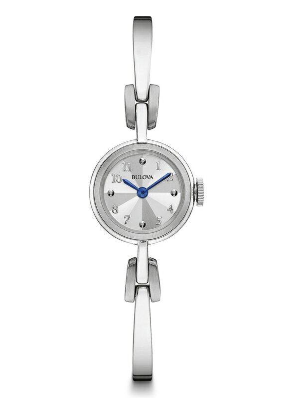 【送料無料】国内正規品 BULOVA[ブローバ]CLASSIC [クラシック] レディース腕時計 96L222【RCP】【02P05Sep15】 【期間限定 ポイント10倍】