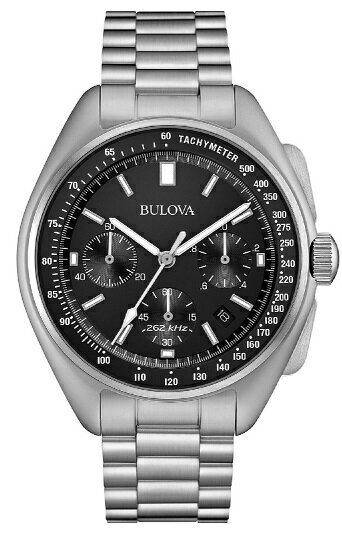 【送料無料】国内正規品 BULOVA ブローバ ムーンウォッチ UHFクォーツ搭載 メンズ腕時計 96B258【RCP】【02P05Sep15】 【即日 出荷可能】【期間限定 ポイント10倍】