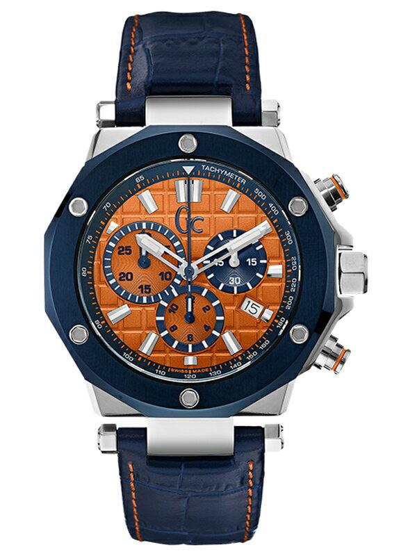 【送料無料】国内正規品 Gc ジーシー Papaya & Blue  X72031G7S メンズ腕時計 【RCP】【02P03Dec16】 【即日 出荷可能】 【期間限定 ポイント20倍】