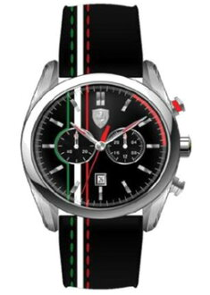Domestic genuine SCUDERIA FERRARI Scuderia Ferrari mens watch 0830237