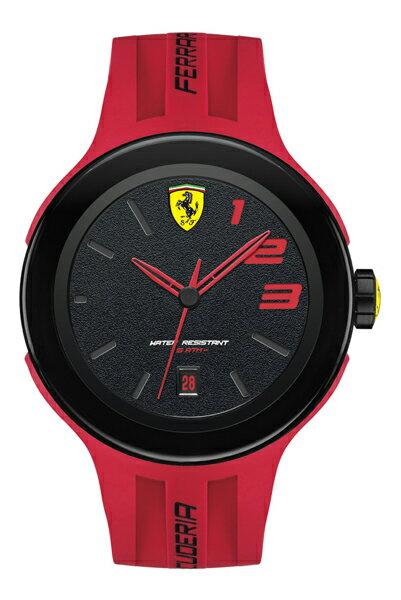 【送料無料】国内正規品 SCUDERIA FERRARI  スクーデリア・フェラーリ FXX メンズ腕時計 0830220【RCP】【P08Apr16】 【期間限定 ポイント10倍】
