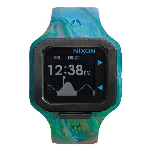 【送料無料】国内正規品 NIXON ニクソン THE SUPERTIDE メンズ腕時計 NA3161610-00【新品】【RCP】【02P12Oct14】 ポイント10倍★2年保証便利(便利)