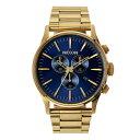 【送料無料】国内正規品 NIXON ニクソン THE SENTRY CHRONO メンズ腕時計 NA3861922-00【新品】【RCP】【02P12Oct14...