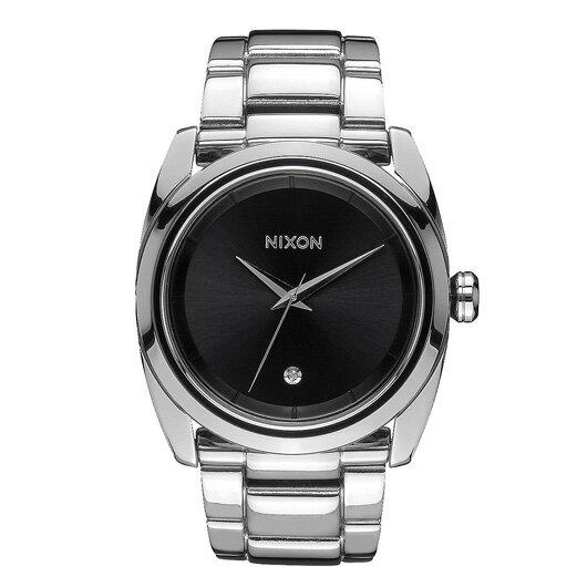 【送料無料】国内正規品 NIXON ニクソン THE QUEENPIN レディース腕時計 NA935000-00【新品】【RCP】【02P12Oct14】 ポイント10倍★2年保証