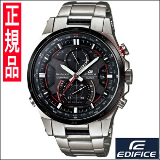 The Casio, CASIO EDIFICE the edifice the mens watch EQW-A1200DB-1AJF fs3gm
