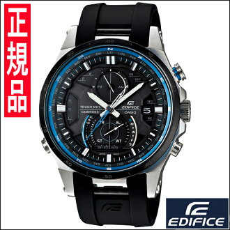 The Casio, CASIO EDIFICE the edifice the mens watch EQW-A1200B-1AJF fs3gm