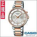【送料無料】国内正規品 カシオ SHEEN [シーン]  レディース腕時計 SHE-3040SGJ-7AJF