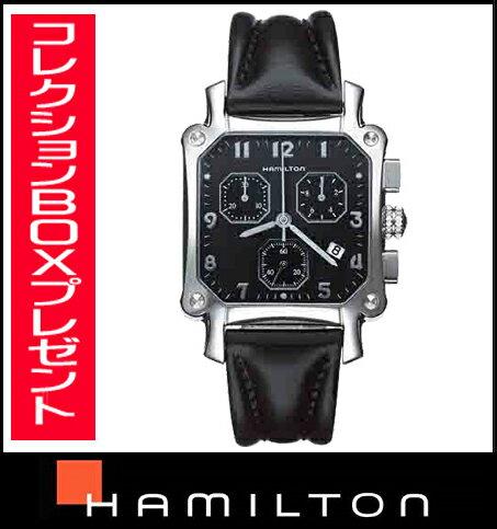 国内正規品【送料無料】 HAMILTON ハミルトン アメリカンクラシック ロイドクロノ メンズ腕時計 H19412733 【新品】【RCP】【P08Apr16】 【期間限定 ポイント10倍】