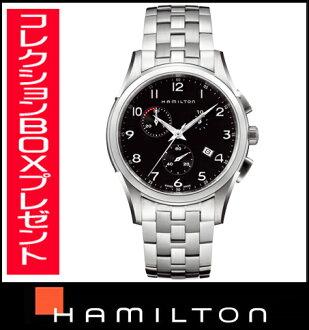 HAMILTON Hamilton jazz master Shin line Kurono H38612133 men watch fs3gm