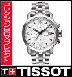 【送料無料】国内正規品 TISSOT[ティソ] T-Sport PRC 200 オートマチッククロノグラフメンズ腕時計 T055.427.11.017.00【RCP】【P08Apr16】
