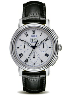 EPOS emotion men's automatic big date chronograph 3395 RWH fs3gm