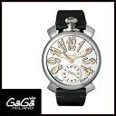 【24回払いまで無金利】 国内正規品 GAGA MILANO ガガミラノ MANUALE 48MM SPECIAL EDITION 手巻き メンズ腕時計 送料無料 5010.sp.01