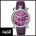 【送料無料】 国内正規品 GAGA MILANO ガガミラノ SLIM 46MM ステンレス メンズ腕時計 5084.5【新品】【RCP】【02P12Oct14】