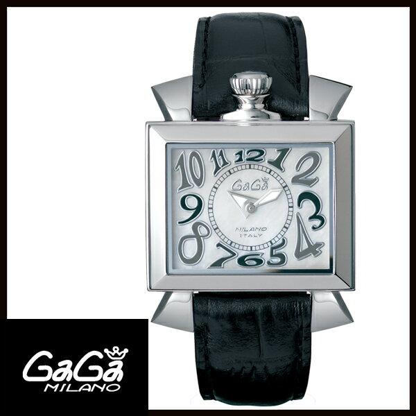 【送料無料】 国内正規品 GAGA MILANO ガガミラノNAPOLEONE 40MM ステンレス レディース腕時計 6030.5【新品】【RCP】【02P12Oct14】 5倍ポイント★1年保証【国内正規品】