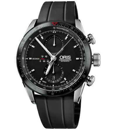 【送料無料】ORIS [ オリス ]モータースポーツアーティックス GT クロノグラフ自動巻腕時計 674 7661 44 34R【新品】【RCP】【02P01May16】