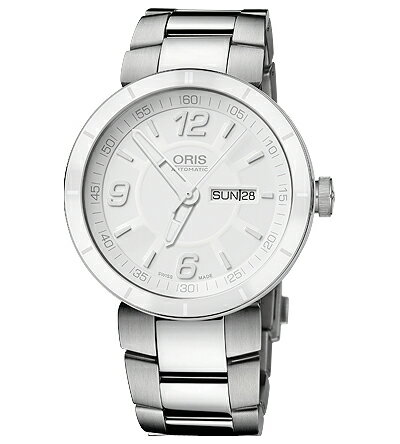 ORIS motor sport TT1 day date automatic winding watch 735 7651 41 66M fs3gm