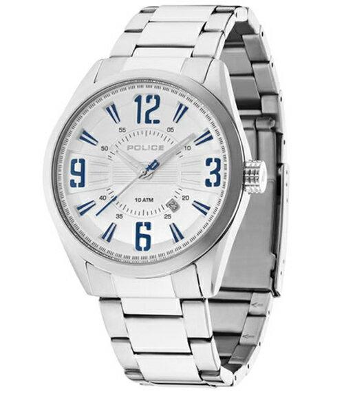 【送料無料】 POLICE [ ポリス ] MEMPHIS メンフィス メンズ腕時計 13893JS-04MA 【新品】【RCP】【P08Apr16】 ■【期間限定 ポイント10倍】国内正規品