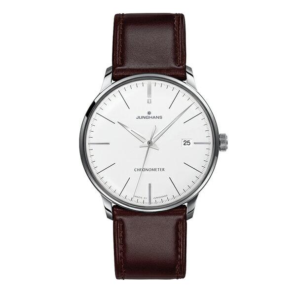 【送料無料】 国内正規品 ユンハンス Meister Chronometer メンズ腕時計 027 4130 00 【新品】【RCP】【02P03Dec16】 【期間限定 ポイント5倍】
