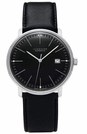 【送料無料】国内正規品 ユンハンス Max Bill by Junghans Automatic メンズ腕時計 027 4701 00【新品】【RCP】【P08Apr16】 【期間限定 ポイント5倍】