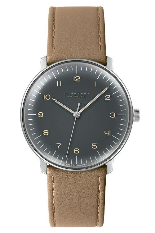 【送料無料】 国内正規品 ユンハンス Max Bill  Automatic  メンズ腕時計 027 3401 00 【新品】【RCP】【02P03Dec16】 【期間限定 ポイント5倍】