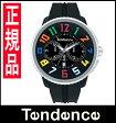 【送料無料】TENDENCE テンデンス GULLIVER RAINBOW ガリバー レインボー 腕時計 TG046013R【新品】【RCP】【02P03Dec16】