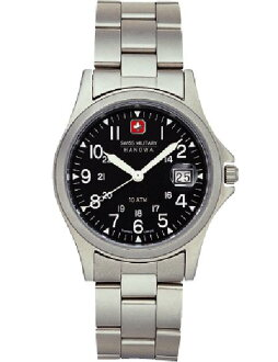CLASSIC Swiss SWISS MILITARY [military] [Classic] mens watch ML17 fs3gm