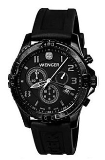 WENGER men's watches Squadron Chrono 77054 fs3gm