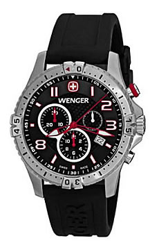 WENGER men's watches Squadron Chrono 77055 fs3gm