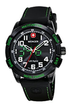WENGER men's watches LED Nomad 70433 fs3gm