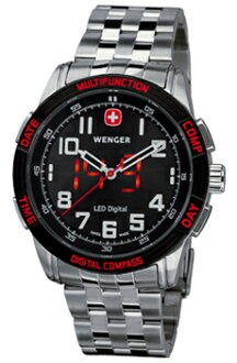 WENGER men's watches LED Nomad 70436 fs3gm