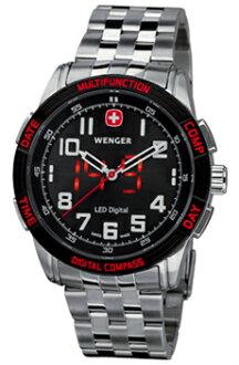 WENGER men's watches LED Nomad 70436 fs3gm
