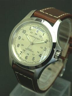 HAMILTON ハミルトンカーキキングオート H64455523 men's watch fs3gm