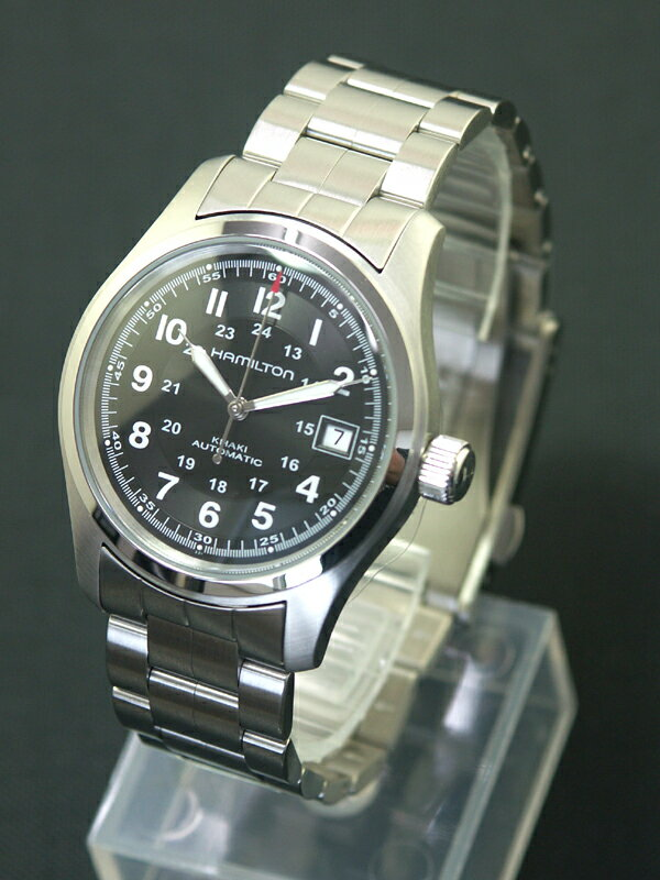 HAMILTON Hamilton khaki series men watch H70455133 fs3gm