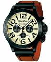 【送料無料】 Angel Clover [ エンジェルクローバー ] メンズ腕時計 ブラックマスターミリタリー BM46BSB-LB【新品】【RCP】【P08Apr16】
