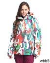 【アウトレット価格 / ROXY ロキシー】レディース JETTY JK JPN 中綿入りジャケット・スノーボードジャケットERJTJ03029 WBB5