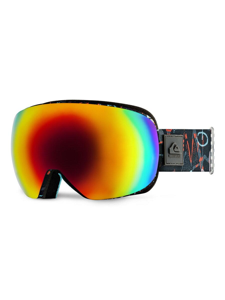 【QUIKSILVER クイックシルバー】  メンズ QS_R ASIAN FIT スノーゴーグル スノーボード スキー  QGO165015C BGZ7