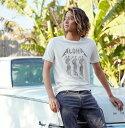 クイックシルバー (QUIKSILVER) メンズ / グラフィックTシャツ PEACH BUZZ ST【QST181049 HTI】