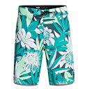 ショッピング20インチ アウトレット価格 Quiksilver クイックシルバー メンズ / ボードショーツ(20インチ) フィットタイ ボードショーツ 水着 海パン サーフィン サーフパンツ 海水浴 夏 水泳 ビーチウェア