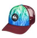 アウトレット価格 Quiksilver クイックシルバー キャップ BRIGHT LEARNINGS キャップ 帽子