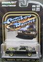 1/64 グリーンライト GREENLIGHT Smokey and The Bandit Bandit 039 s 1977 Pontiac T/A スモーキー バンテット ポンティアック トランザム ミニカー アメ車