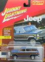 1/64 ジョニーライトニング JOHNNY LIGHTNING Classic Gold 2017 Special Edition 1981 Jeep Wag...