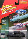 DODGE - 1/64 ジョニーライトニング JOHNNY LIGHTNING Classic Gold 2017 1966 Ford Fairlane 500 Sedan フォード フェアレーン セダン ミニカー アメ車